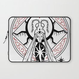 Anarchy in the Hive Laptop Sleeve