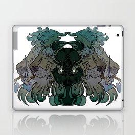 Smoking Lion Laptop & iPad Skin