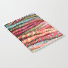 Handspun Yarn Color Pattern by robayre Notebook