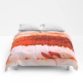 Rusted Middle Pink Comforters