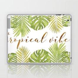 Tropical Vibes - Palms Laptop & iPad Skin
