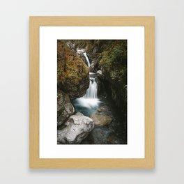Life on the River Framed Art Print