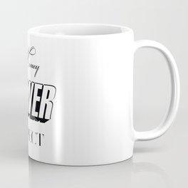 Money Power Respect Coffee Mug