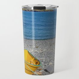 yellow dory Travel Mug