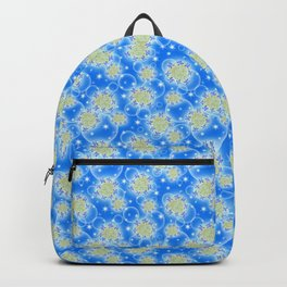 traditional patterns hemp pattern Backpack