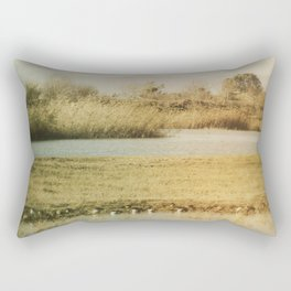 Natural world Rectangular Pillow