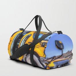 American School Bus Duffle Bag