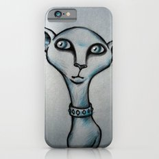 Daily Doodle - Kitty iPhone 6 Slim Case