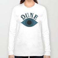 dune Long Sleeve T-shirts featuring Dune by ephemerality