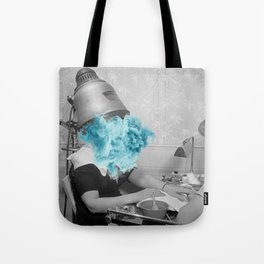 Suffering for Beauty Tote Bag