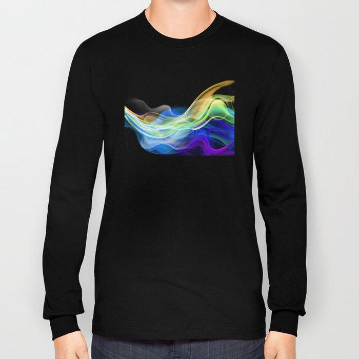 Color smoke. Long Sleeve T-shirt
