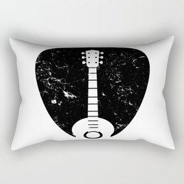 Guitarist Guitar Pick Plectrum Musician Gift Rectangular Pillow