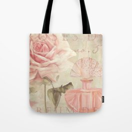 Perfume and Roses I Tote Bag