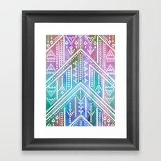 Boho Soul Framed Art Print