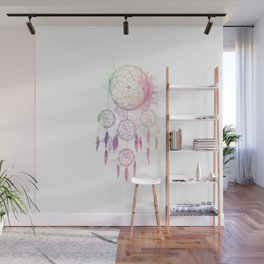 Rainbow Dreams Wall Mural