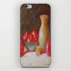 Red Light iPhone & iPod Skin