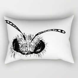 Bee My Honey Rectangular Pillow