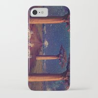 battlestar galactica iPhone & iPod Cases featuring Tiger Galactica  by Jordan Eppinette