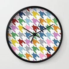 Dog T Wall Clock