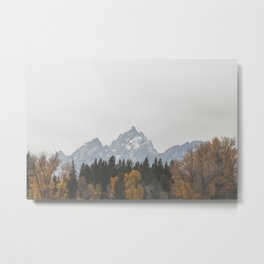 Wyoming XII Metal Print