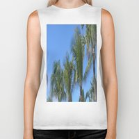 palms Biker Tanks featuring PALMS by ..........