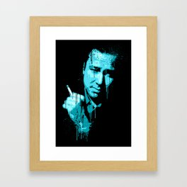 Bill Hicks Framed Art Print