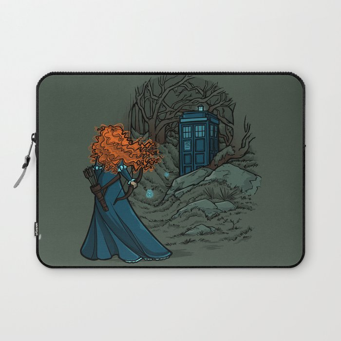 Follow Your fate Laptop Sleeve