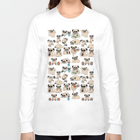 Pugsgym Long Sleeve T-shirt