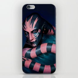 Yuned'rar, Twi'lek Prince iPhone Skin