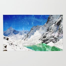 Wishing for Artic Mountains Rug