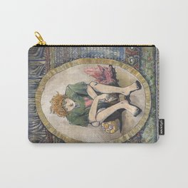 Doesn't Knit Together Carry-All Pouch