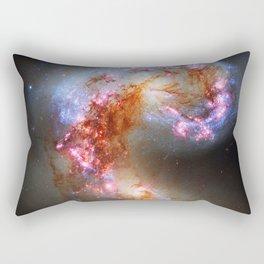 The Antennae Galaxies Rectangular Pillow