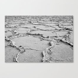 Death Valley - Badwater Basin Canvas Print