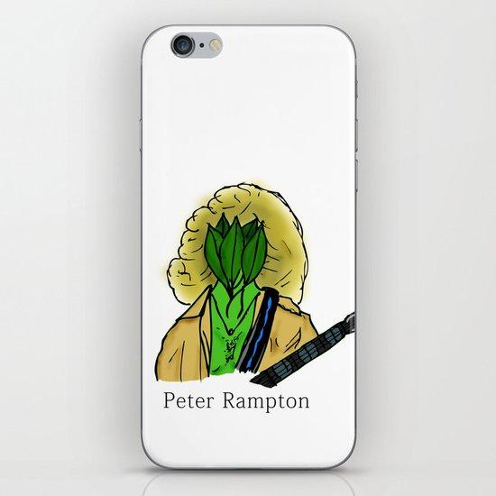 Peter Rampton iPhone & iPod Skin