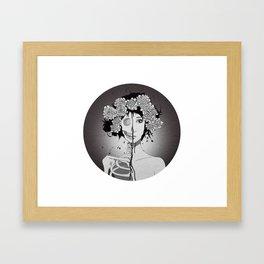 Almost dead Framed Art Print