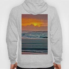 Ocean Sunset - Pacific Coast Highway 101 Hoody