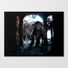 Persian Fantasy Canvas Print
