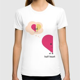 Half Heart - Memories T-shirt