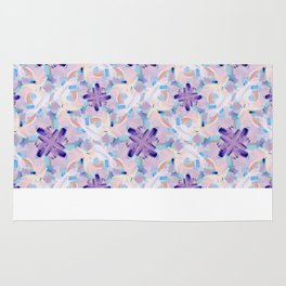 Jess Abstract Painting Rug