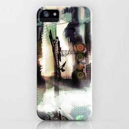 City Lost iPhone Case