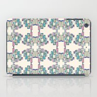 buildings iPad Cases featuring Buildings by MissSOTOKA