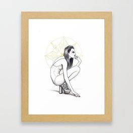 CL Shoes 07 Framed Art Print
