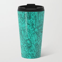 Space Toons Travel Mug