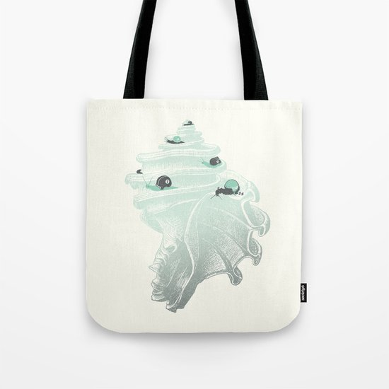 Race for the Prize Tote Bag