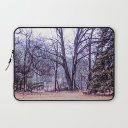 Landscape at Old Kennett Meetinghouse Laptop Sleeve