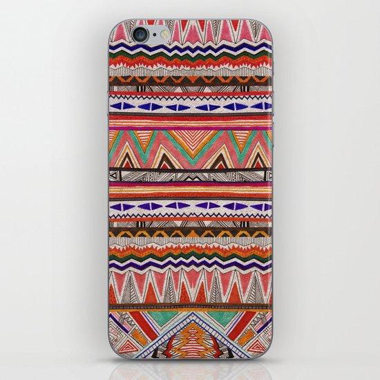 TRIBAL NOMAD iPhone & iPod Skin