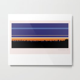 Richmond Metal Print