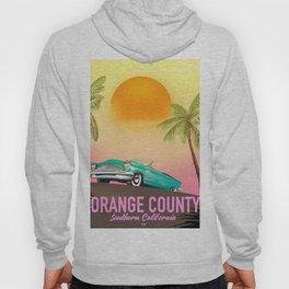 orange county California USA Hoody