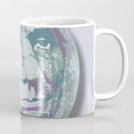 Abraham Lincoln Orb Coffee Mug