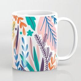 Cyclamen Coffee Mug